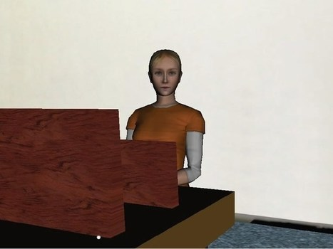 Using VR to Make Experiments More Realistic | 3D Virtual-Real Worlds: Ed Tech | Scoop.it