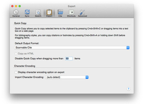 Using Scrivener for Writing Scientific Papers [with Zotero!] | Zotero | Scoop.it