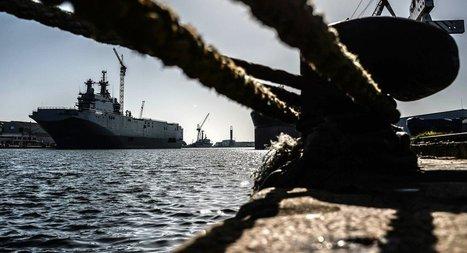 Mistral: Paris propose de résilier le contrat, remboursant à Moscou 785 M EUR | 694028 | Scoop.it
