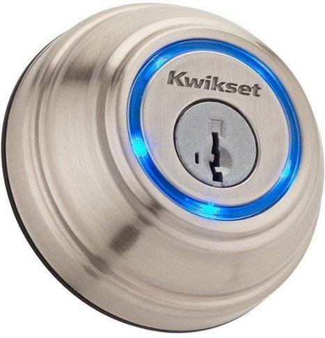 $219 Kwikset Kevo Bluetooth Low Energy Dead Bolt | Embedded Systems News | Scoop.it