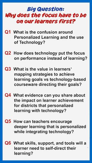 Learners NOT Technology | Change in Learning | Scoop.it