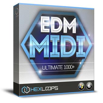 EDM MIDI Loops Files - Ultimate 1000+ by Hex Loops | FL Studio Sound Packs - Hex Loops | Scoop.it