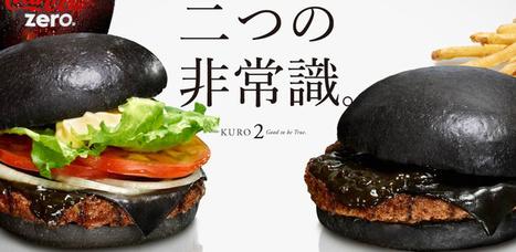 Burger King voit noir | Food and Beverage Market | Scoop.it