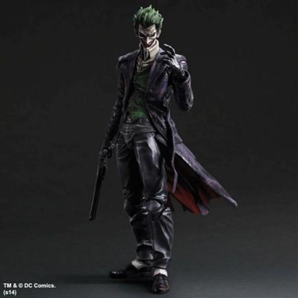 Play Arts Kai Arkham Origins Robin and Joker   Street Fashion   Scoop.it