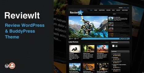 Download: ReviewIt v6.1.3.2 - Review WordPress & BuddyPress Theme - Null It | Free Word Press Theme & Plugins. | Scoop.it