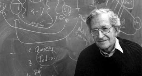 Piaget, Chomsky et la faculté de langage - Les Échos   Educación y didáctica   Scoop.it
