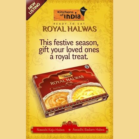 Royal - Halwas | Indian desserts | Scoop.it