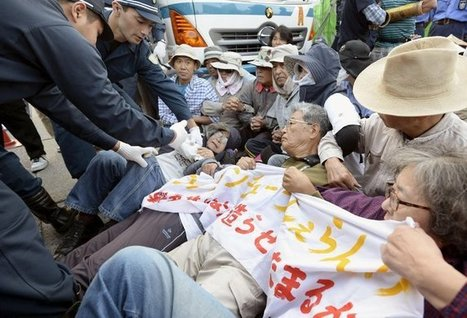 Denying the Will of Okinawans | Government for the People | Scoop.it