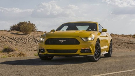 2015 Mustang GT Review, A Muscle Car | otoDriving | otoDriving - Future Cars | Scoop.it