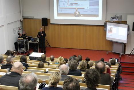 Steve Lewis van LivingPlanIT:. 'Bedrijven mogen meedenken met Almere Smart Society' | Almere Smart Society | Scoop.it