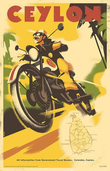 Ilustraciones clásicas de Mads Berg | OLDSKULL | Cultura y turismo sustentable | Scoop.it