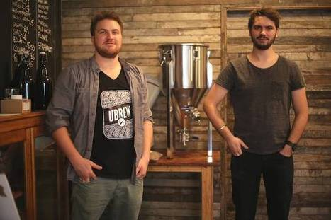 Craft your own beer at pop-up guerrilla brewery UBREW | International Beer News | Scoop.it