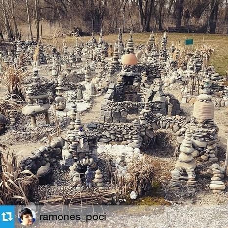 Via Instagram: Repost von @ramones_poci#mettnau#skulpturen#kunst#art#steine#stones#bodensee#lakeofconstance#love#unserbodensee | UnserBodensee | Scoop.it