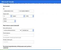 MSN Kayıt olma Resimli Anlatım!   msn kaydol   Scoop.it
