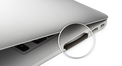StorEDGE: Use your MacBook's SDXC slot to expand your storage!   CAEXI Expertises   Scoop.it