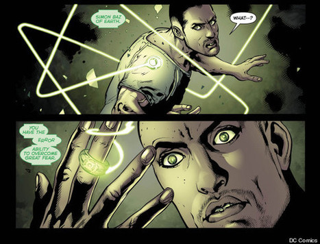 LOOK: The Country's (USA) First Arab-American Superhero | LibraryLinks LiensBiblio | Scoop.it