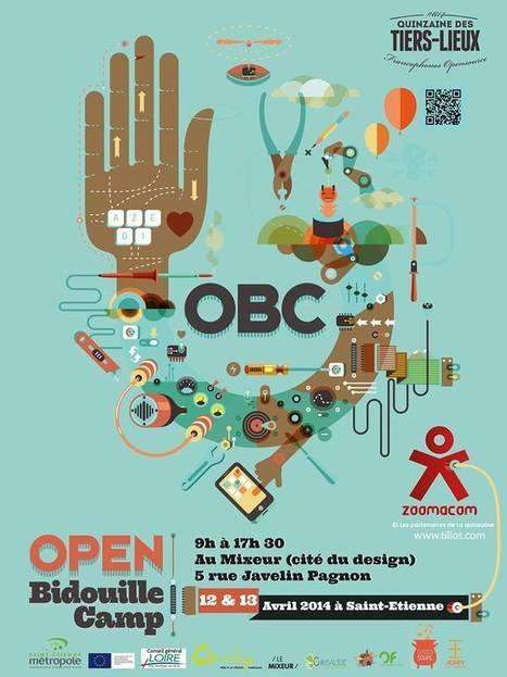 Un week end OpenBidouilleCamp - 12 & 13 avril | Astuces et tutoriels informatiques | Scoop.it