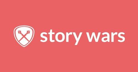 Story Wars - Plateforme d'écriture collaborative de romans ou autres | technologie 5èmes au collège de Digoin | Scoop.it