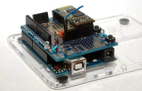New Project: DIY Arduino Bluetooth Programming Shield | Raspberry Pi | Scoop.it