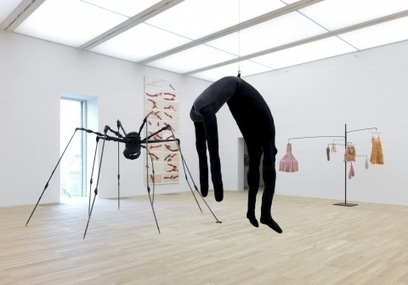ARTIST ROOMS: Louise Bourgeois at Tate Modern | Tate | Gender and art | Scoop.it