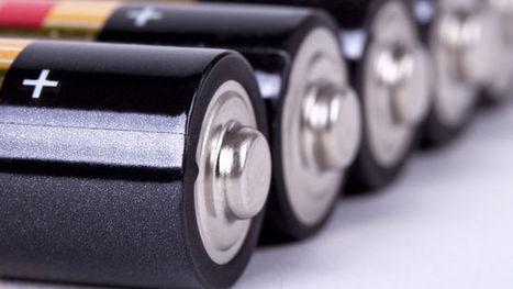 Por qué las pilas alcalinas gastadas rebotan más que las nuevas   tecno4   Scoop.it