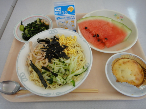School Lunch in Japan 【You, Me, And A Tanuki】 | Horn APHuG | Scoop.it