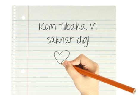 Bättre relationer får elever att vilja komma tillbaka till skolan | Pedagog Värmland | Folkbildning på nätet | Scoop.it