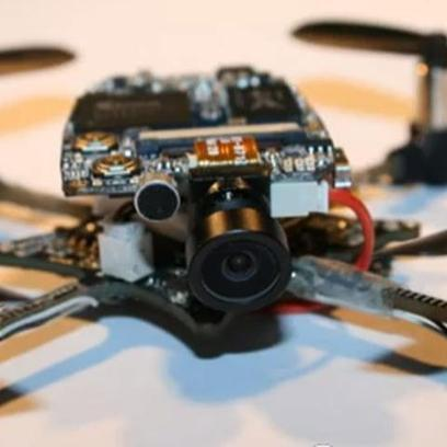 """This Hackable Mini Drone Can Now Be Yours 