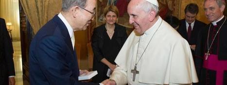 L'ONU salue l'encyclique papale appelant à lutter contre le changement climatique | Infogreen | Le flux d'Infogreen.lu | Scoop.it