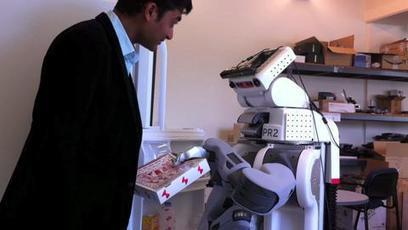 Cornell researchers create robot to assist elderly, disabled   Robots and Robotics   Scoop.it