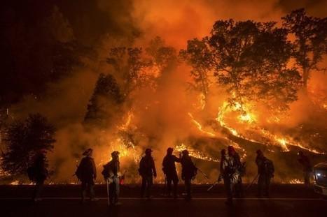 Réchauffement: les grands incendies de forêt plus fréquents | Changements climatiques | Conférence climat Paris COP21 2015 | Scoop.it