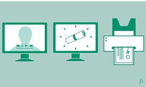 La mise en ligne massive des cours universitaires bouleverse l'éducation | Innovations pédagogiques numériques | Scoop.it