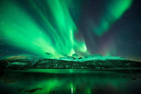 Spectacular displays of the northern lights or aurora borealis in northern Norway - Telegraph | Arte y Fotografía | Scoop.it