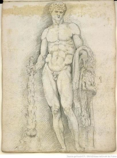 Voir Rome en 1575, le carnet de dessins d'un sculpteur rémois – Orion en aéroplane | Inspiration et créativité | Scoop.it