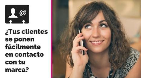 Cómo escribir una página de contacto que funcione | Marketing and branding for small business | Scoop.it