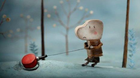 Vivre son handicap serait comme traîner une casserole ?! Une animation géniale et pleine de poésie. | Veille pour rire ou sourire | Scoop.it