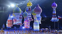 La inauguración de los Juegos Olímpicos de Invierno Sochi 2014 - BBC Mundo - Noticias   La revista del ISCAE   Scoop.it