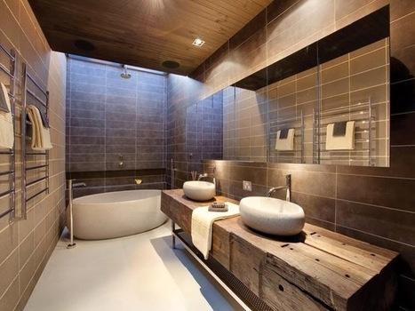 Les 10 meilleures photos pour une déco salle de bain moderne | deco salle de bain | Scoop.it