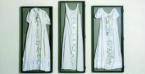 ArtSlant - Annette Messager Rackroom   Draft   Scoop.it