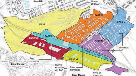 El Consorcio del TAV impulsa el plan de Etxabakoitz alterando el PSIS original | Ordenación del Territorio | Scoop.it