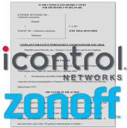ADT Reportedly Picks Zonoff for DIY Home Automation; Icontrol Seeks Injunction in New Patent Suit - Julie Jacobson, CE Pro | Smart Home News and Trends | Scoop.it