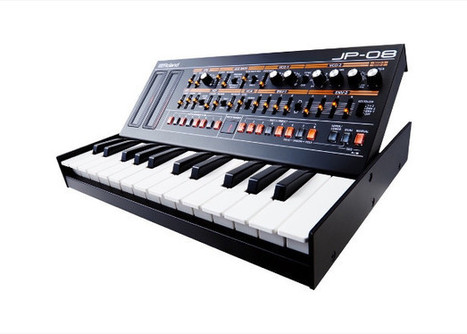 Roland Boutique details leak online, confirming updated versions of classic 80s synths | DJing | Scoop.it