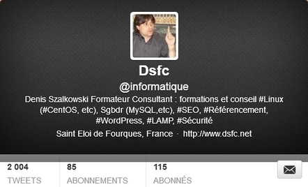 Twitter : nettoyage dans mes followers | Informatique | Scoop.it