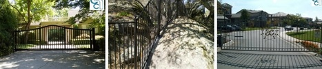 Wrought Iron Fencing and Gates Sacramento   Find unique Design on Wrought Iron Gates in Roseville, Sacramento   Scoop.it