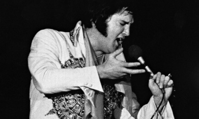 From the Observer archive, 11 September 1977: Elvis Presley returns to gospel ... - The Guardian   Elvis   Scoop.it