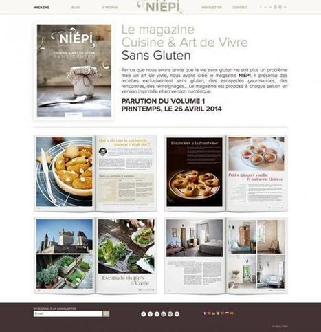Niepi, le magazine pour une vie Sans Gluten | meltyFood | Bon et sans gluten | Scoop.it