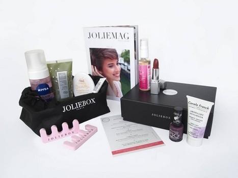 JOLIEBOX décrypte les avis desbeauty addicts - 26/10/2012   Marketing & Cosmétic'   Scoop.it