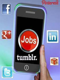 How to Use the Different Social Media Networks To Find a Job   Inspiring Social Media   Scoop.it