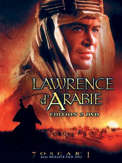 15 mars 1963 : Lawrence d'Arabie au cinéma - Bande Annonce | Cinemovies | Que s'est il passé en 1963 ? | Scoop.it