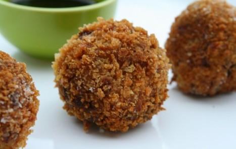 Kabocha Croquettes [Vegan] | My Vegan recipes | Scoop.it